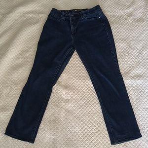 Levi's 525 straight leg jeans.  32 W/30L